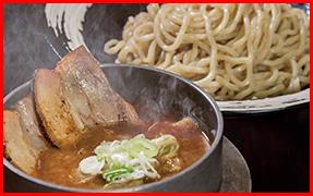 濃厚本かつお 釜炊きつけ麺